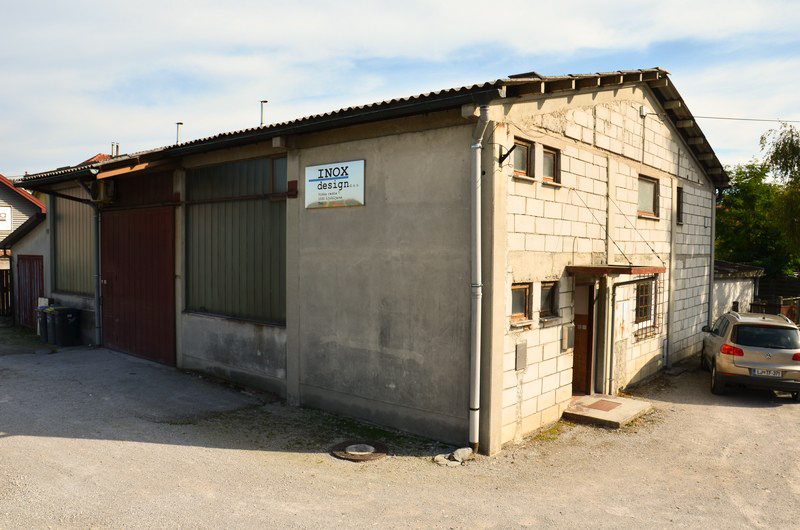 Poslovni prostor – samostojna delavnica na Viču v Ljubljani za najem